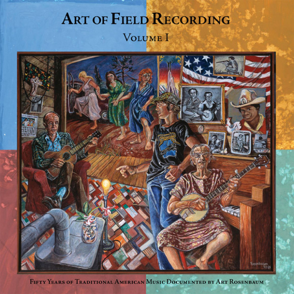 Art of Field Recording Box Set, Volume 1