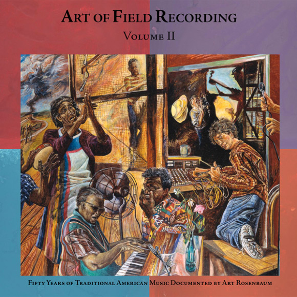 Art of Field Recording Box Set, Volume 2